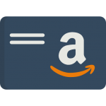 Logotipo Amazon Card