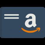 Logotipo Amazon Card