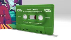 Cinta de cassette de regalo con El Renacer del Mal