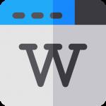 Logotipo Wikipedia