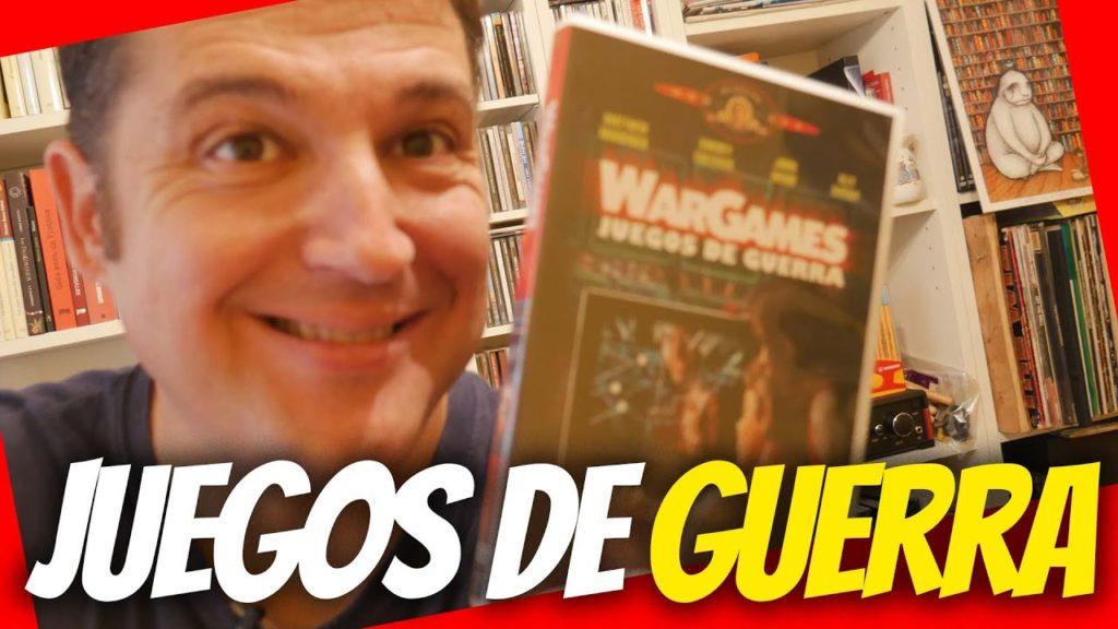 Portada del vídeo sobre Juegos de Guerra